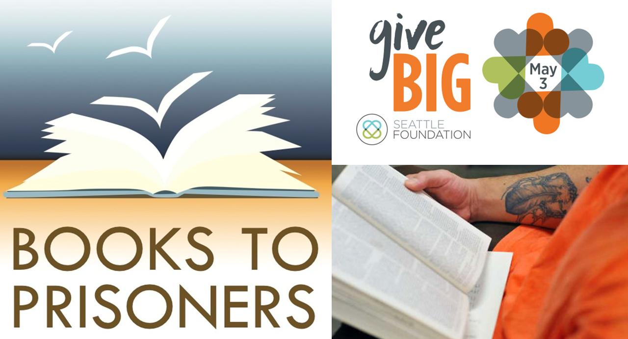 GiveBIG for Prisoner Literacy