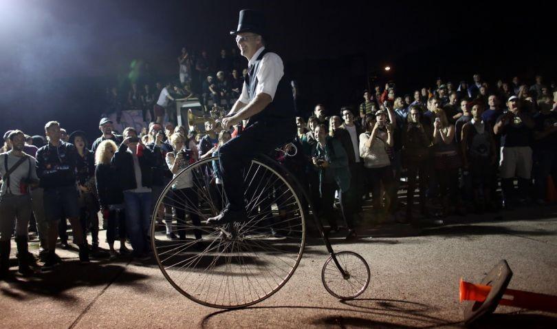 DBD Bike Ride