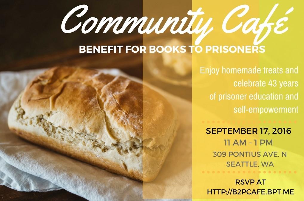 Community Café Flyer website